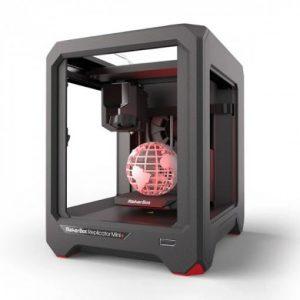 makerbot replicator mini plus 3d printer