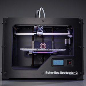 3d printer makerbot replicator 2