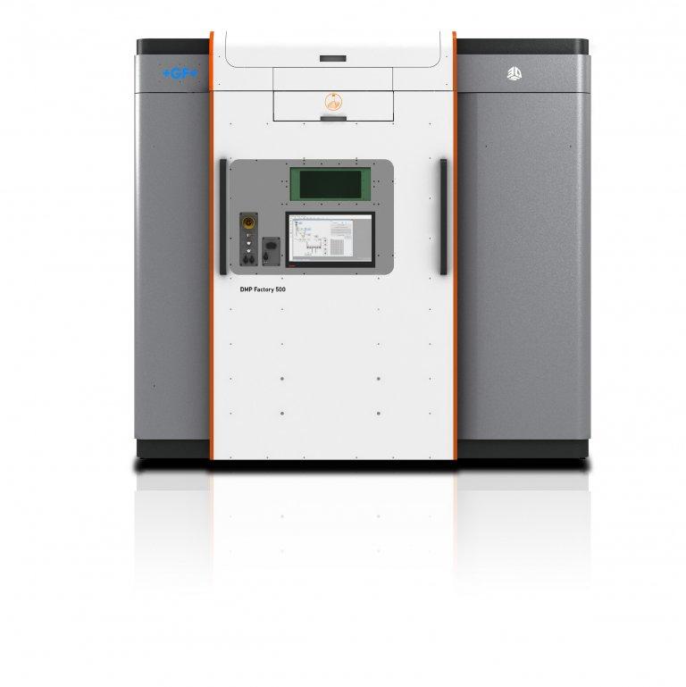 3dsystems gf dmp factory 500 3d printer