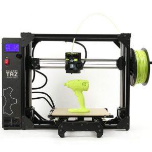LulzBot TAZ Workhorse Edition 3D Printer