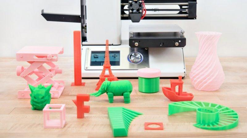 Monoprice Select Mini V2 print quality