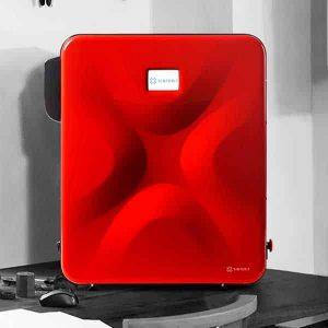 SLS 3D printer Sinterit Lisa 1 second generation