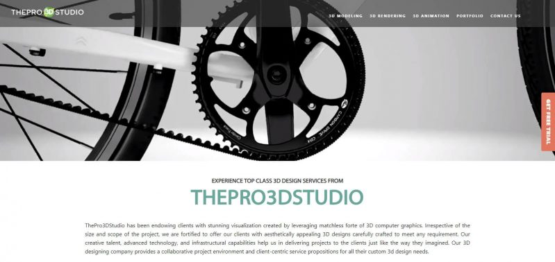 3D Modeling, 3D Rendering and Animation Services Company - ThePro3DSt_ - professional3dservices