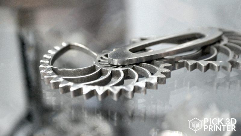 Aluminum Filled Nylon (Alumide)