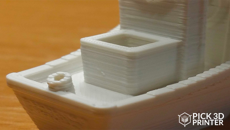 Inconsistent Extrusion of Filament