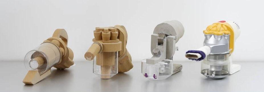 SLA rapid prototyping designs