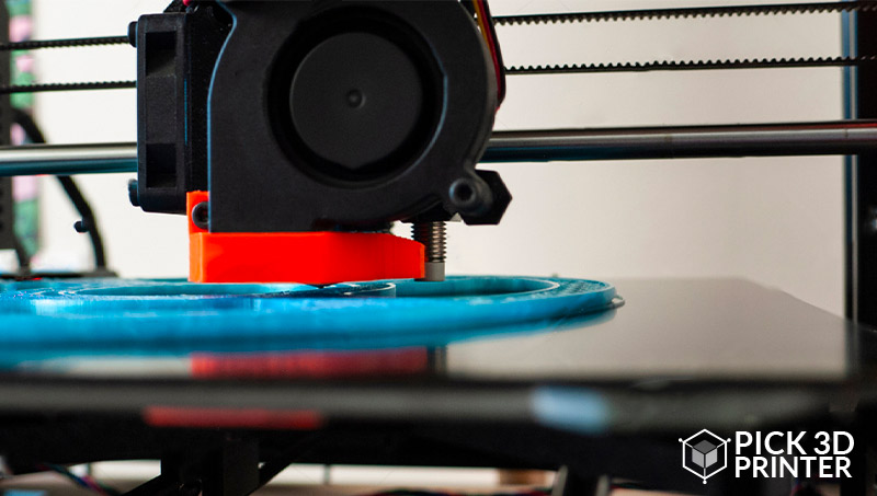 Filament Extrusion Stops in Between of the Print