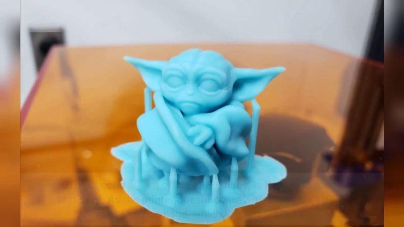 HIEHA SQ1 3D Printer Print Quality
