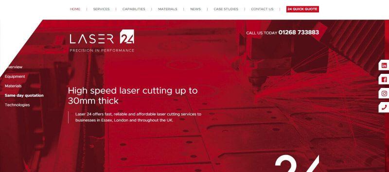 Laser 24