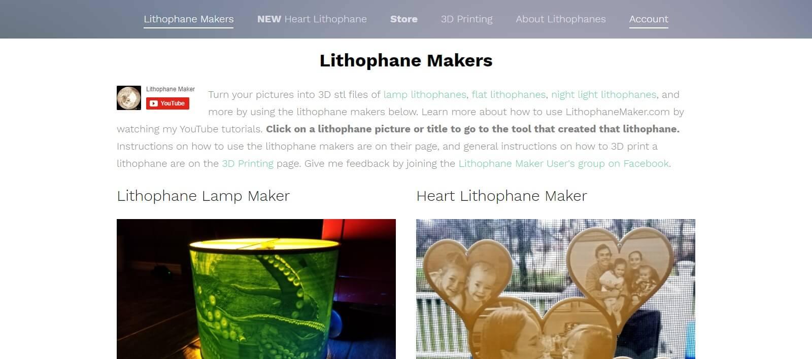 Lithophane Converter