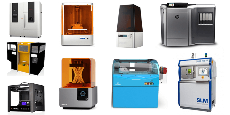 Types of 3D Printer