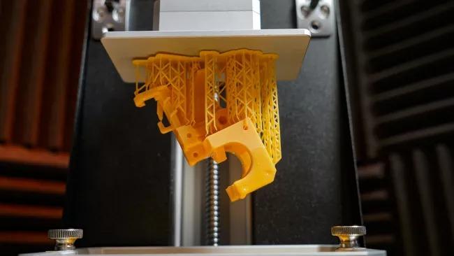 original prusa sl1 3d printer specification