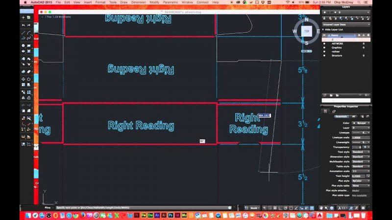 Autocad Graphic design