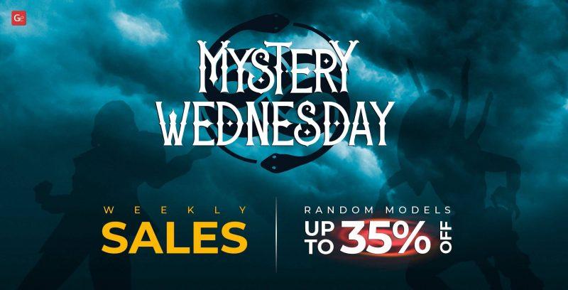 Gambody Mystery Wednesday
