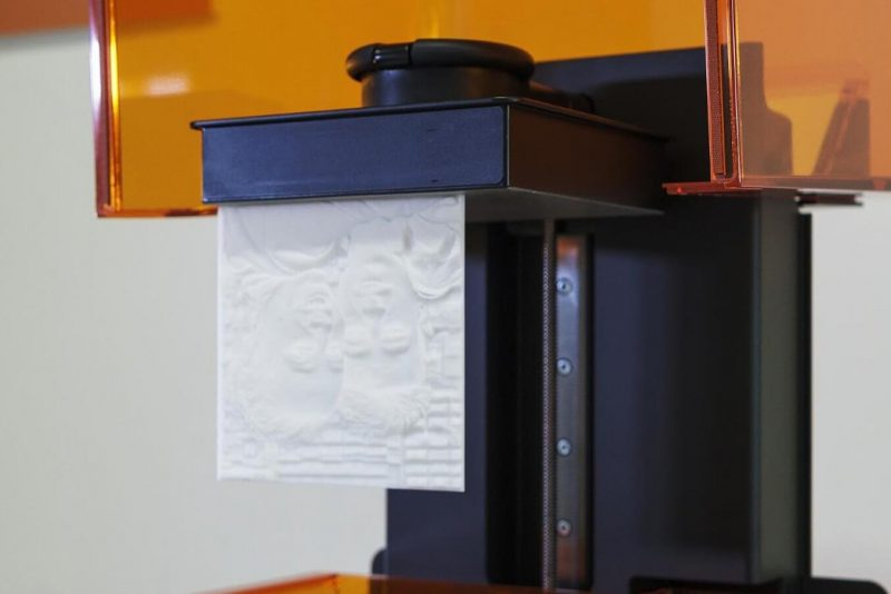 How to Make a Wonderful 3D Printed Lithophane Printing