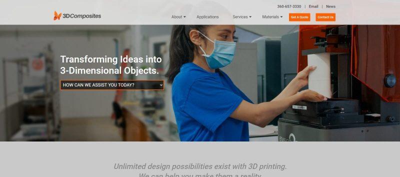 Pro 3D Composites