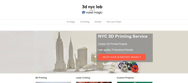3D NYC Lab