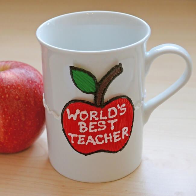 Coffee Mug Decoration