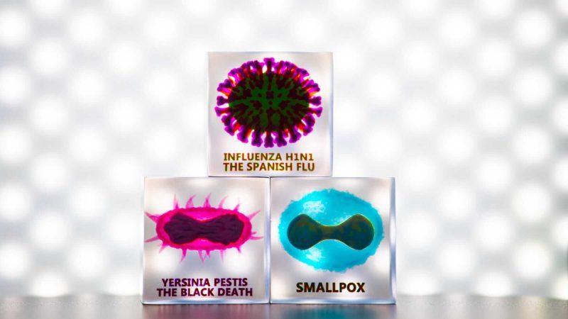 Contagion-Cubes