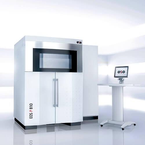 EOS P810 3D Printer