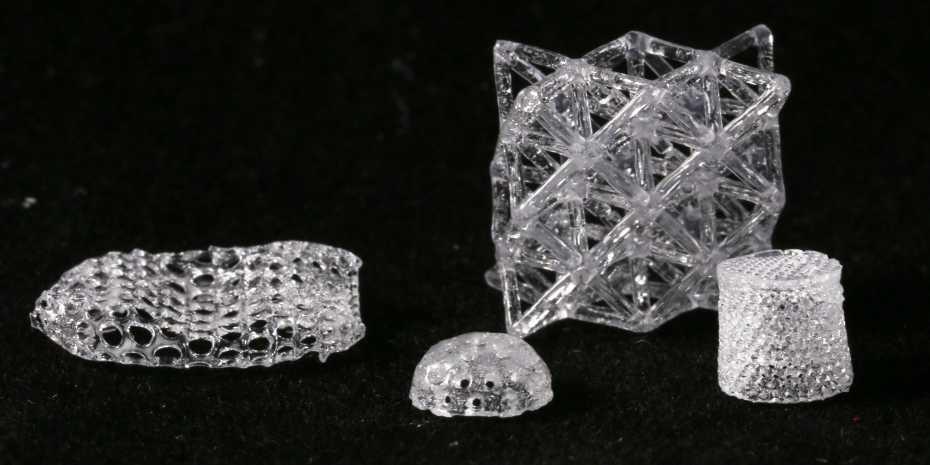 ETH Zurich 3D print Glass