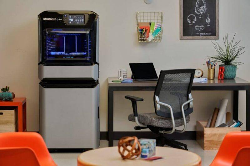 Stratasys-J55-3D-Printer-office
