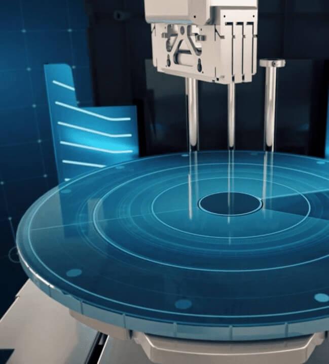 Stratsys-j55-3d-printer Quality