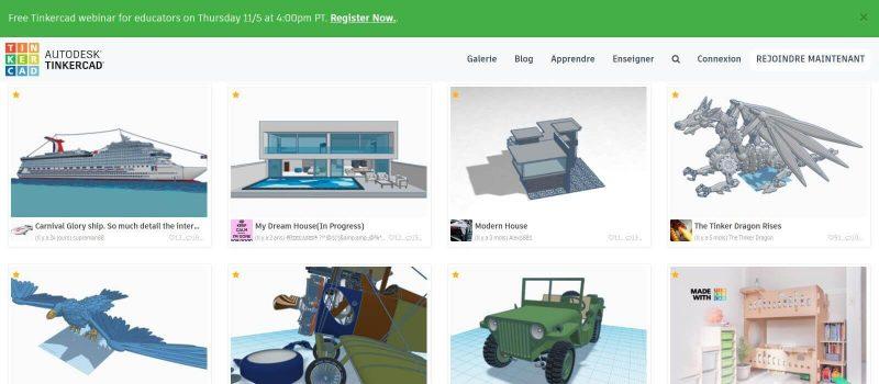 3D Design Tinkering