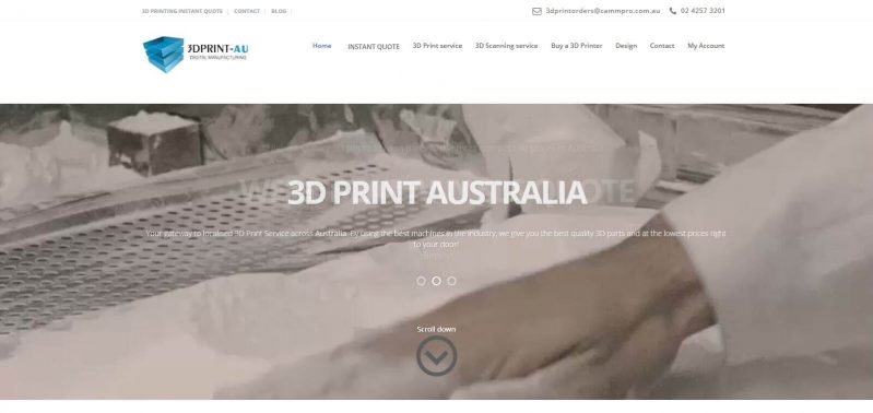 3D Printing AU