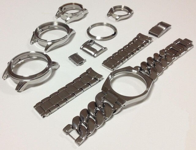 Applications of 3D printed Stainless Steel 316 L