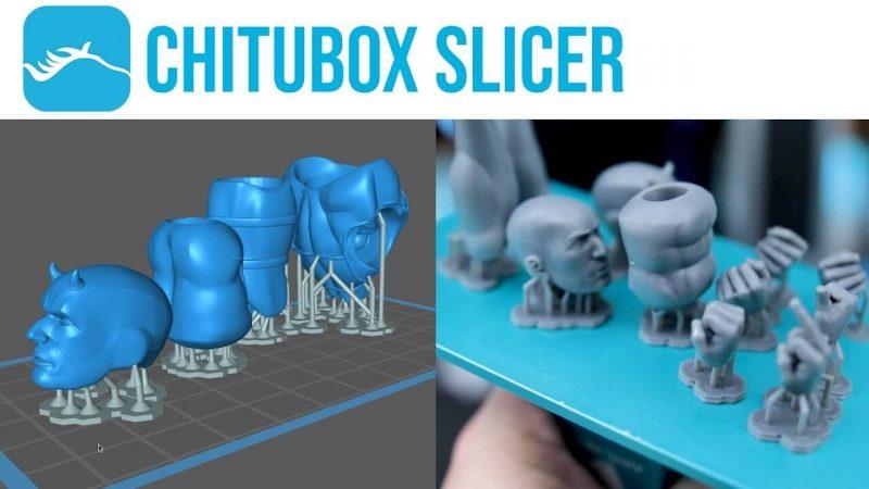 ChiTuBox slicer