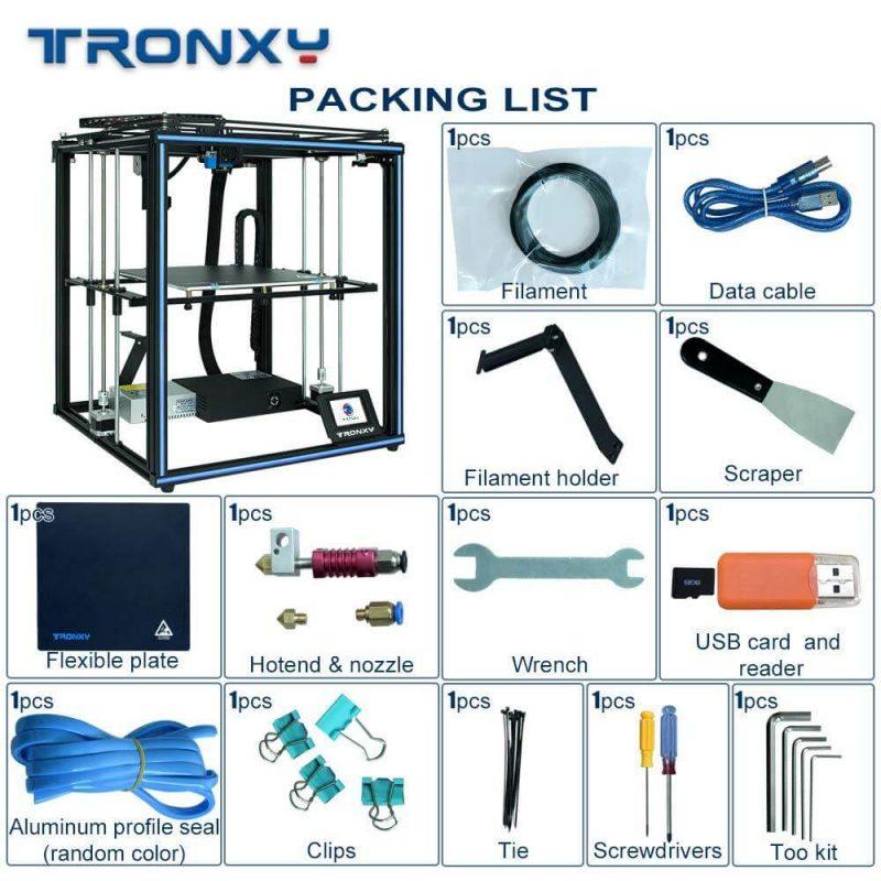 Tronxy X5SA Pro impression.jpg