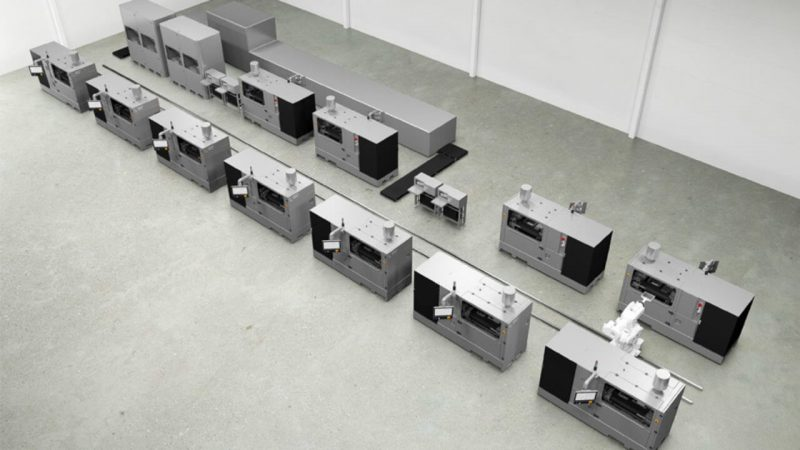Digital Metal DM P2500 impression