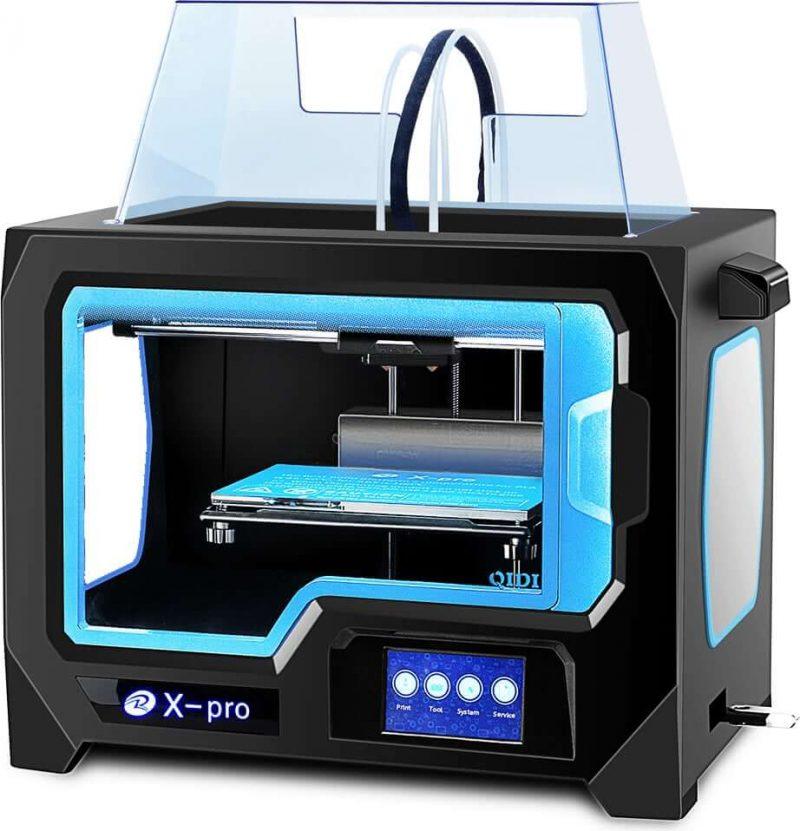 Qidi Tech X pro 3D printer