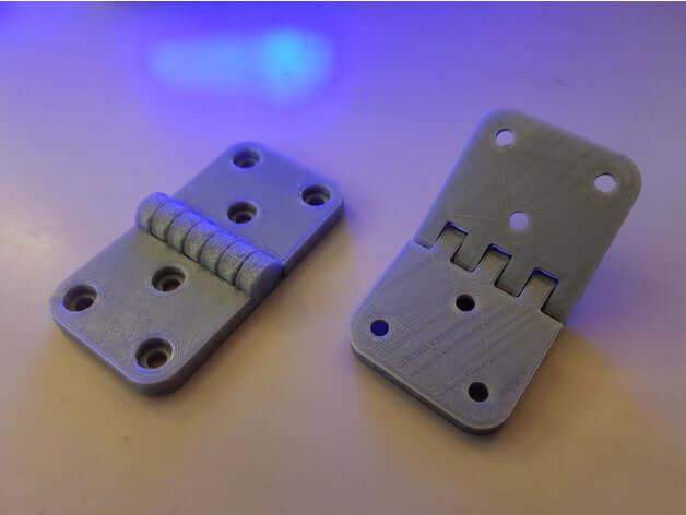 3D Print Hinge The Parametric One