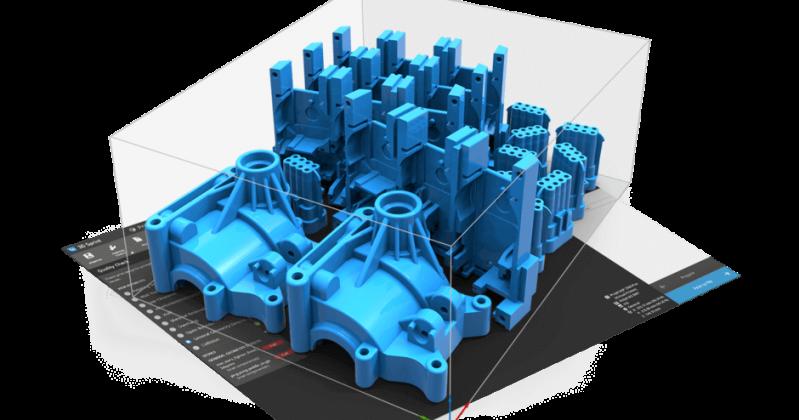 3D Sprint software
