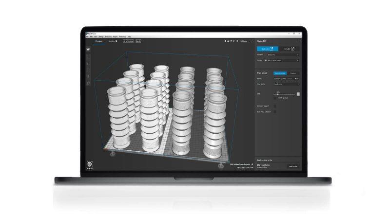 BCN3D Cura software