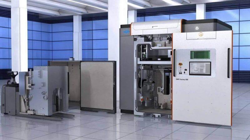 DMP Factory 500 3D Printer