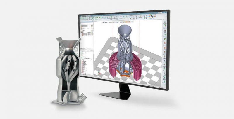 DMP Factory 500 software