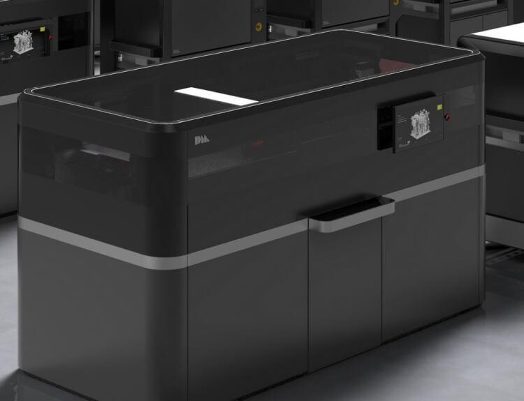 Desktop Metal Production System 3D printer