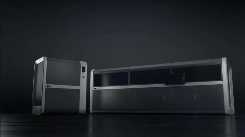 Desktop Metal Production System impression
