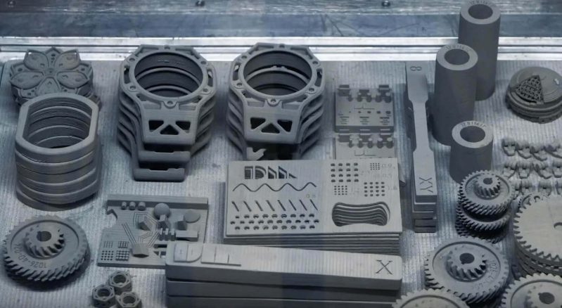Desktop Metal Production System print quality