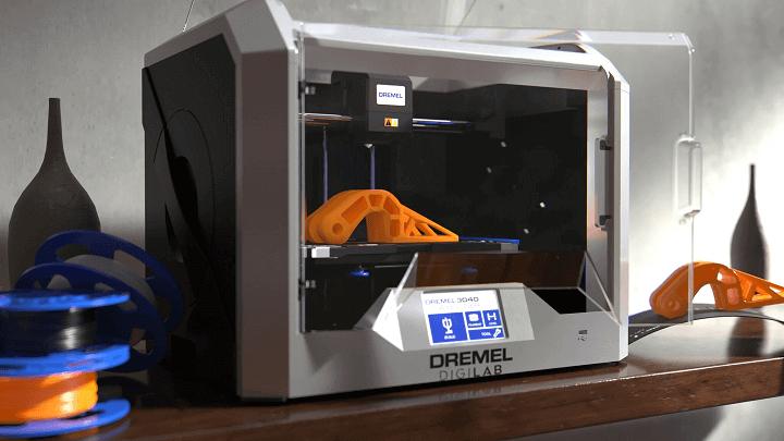 Dremel Digilab 3D40 Flex impression