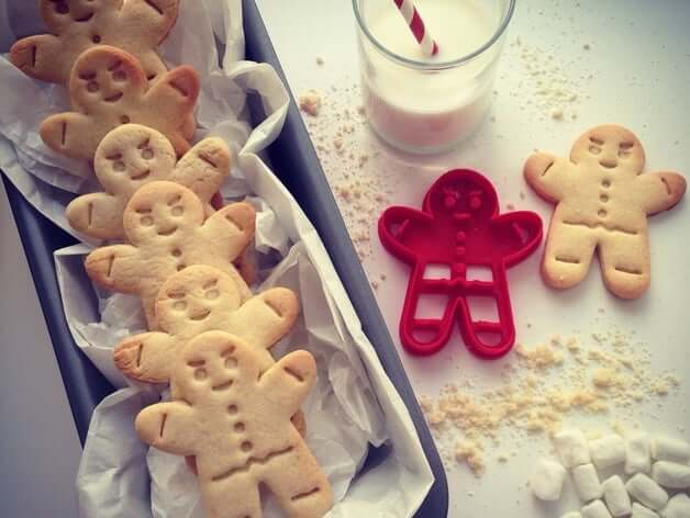 Gingerbread Cookie Cutter by OogiMe