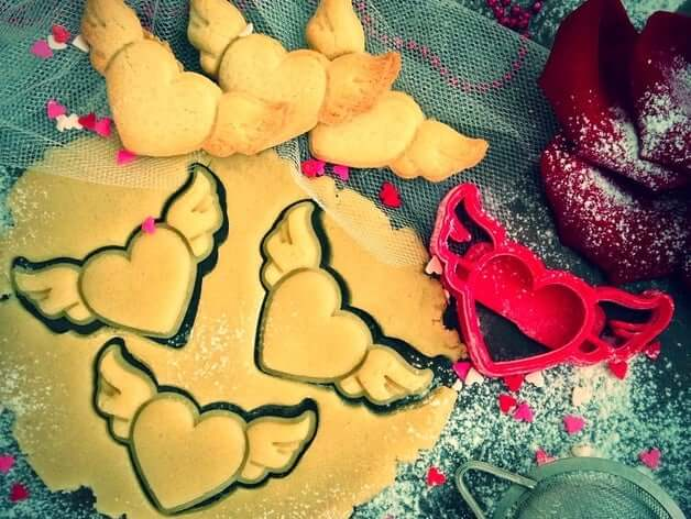 Heart Wings Cookie Cutter by OogiMe