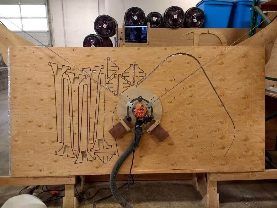 MakerMade Maslow CNC