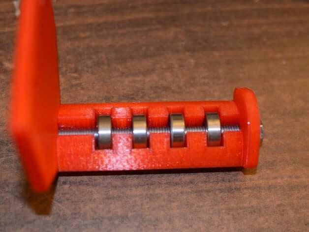 Makerfarm Pegasus 12 print quality