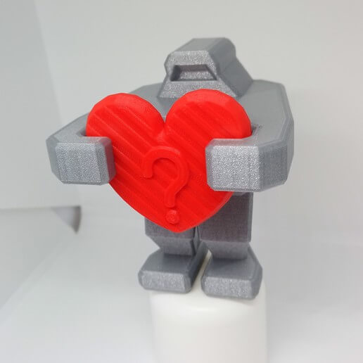 PLP Robot Heart by PLP