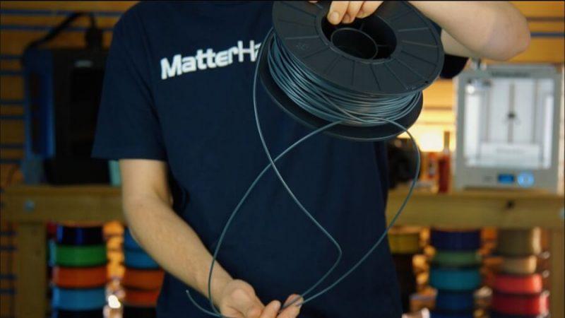 Tangled Filament