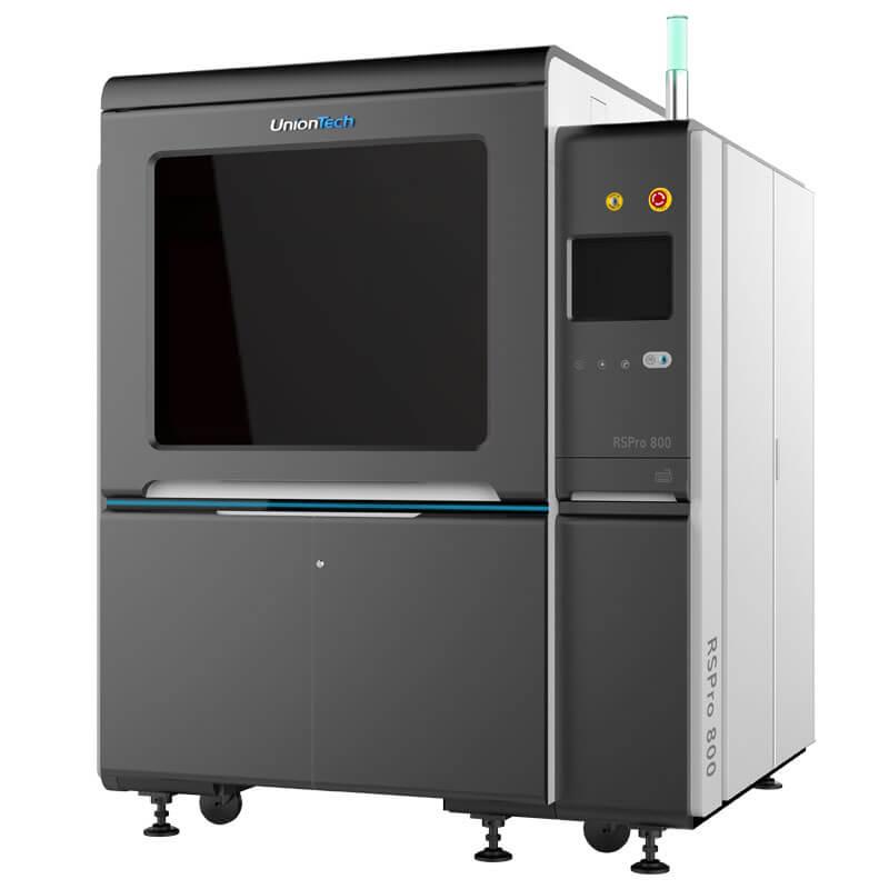 Uniontech RSPro 800 3D printer